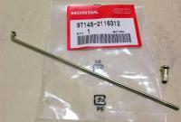 Honda eger sæt forhjul
