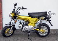 DAX ZH50 5.5L MODEL 2018 YELLOW SPECIAL